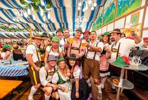 Oktoberfest Celebrations! / Celebrations happen all around the world for Oktoberfest. Here are some photos users have submitted. Prost!