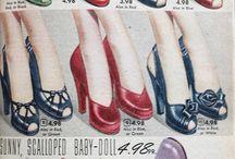 Tekeningen schoenen
