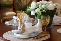 Lolahome :: Mesa Posta :: Table Setting
