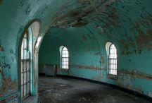 Former Glory / Old, abandoned, full of character, if a little creepy  / by Mike Klein