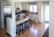 kitchen remodel ideas / by M K