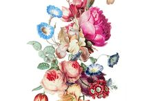 wild flowers vitage tattoo inspirations