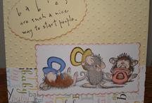 House Mouse kaarten