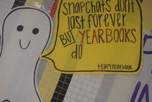 Yearbook Ideas / Current yearbook staff member