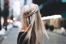 Hair: styling