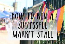 Market Stalls / Information and inspiration for market stall holders and market managers