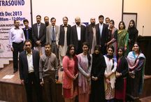 A Seminar on Advances in Ultrasound / organized bu UOL's Radiological Sciences and Medical Imaging Technology