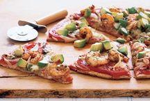 Food - Pizza / by Christina Izard