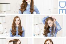 Hair Sculpting