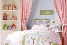 Gweny & Mila's room / by Jessica Saldana