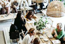 Ambiances coffee shop