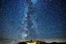 Estrellas, Lunas & Sol