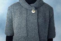 Cardigan - bulky yarn