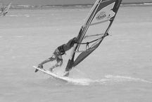 Windsurfing spot