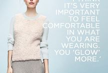 Quotes / Some of our favourite women on fashion, style and life