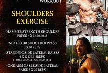 the rocks workouts