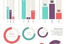 Diagramy / Diagrams / Infographic