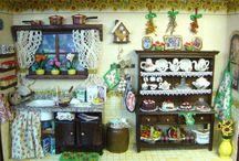 Mis miniaturas / My miniatures / Algunos de mis trabajos en miniatura / Some of my work in miniatures
