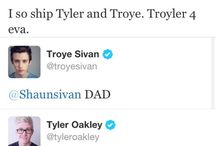 Troye - Connor - Tyler