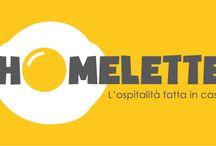 HOMELETTE Bari / Home Restaurant in Bari, Italy.