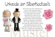 Silberhochzeits-Geschenkideen