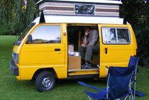 tiny camper van