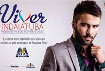 Mister Indaiatuba será o Embaixador do Programa Viver