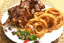 Steak & Seafood PCB