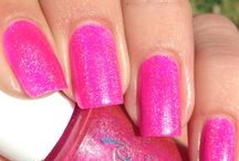 Electric You Collection / 6 Neon holos - a collaboration collection with Color4Nails
