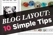 B L O G / T I P S / HELPFUL TIPS ABOUT BLOGGING