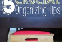 General Organizing / General organizing ideas and solutions.