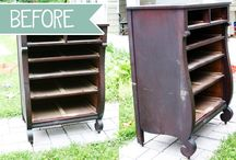 DIY - Refinishing Furniture / by Alpha Scarbrough