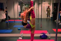 Stretching / Contortion ideas / by Tolly Moseley