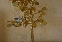 Топиарии, деревья