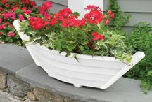 AZEK Planters and Posts