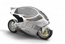 crossbow motorbike