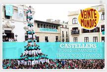 Castells - human towers