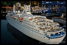 корабли лего