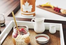 Recipes: Breakfasts & Sweets