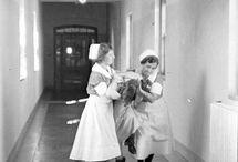 nurse history / by Martha Lea