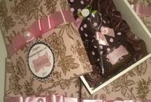Caixa personalizada Nascimento