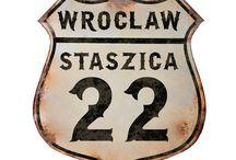 Sklep Dziki Zachod/ Inside of the Dziki Zachod westernstore