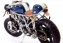 Biler og motorsykler jeg elsker