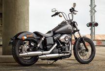 2016 Harley-Davidson Motorcycles!