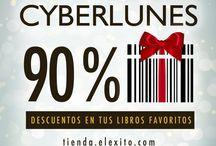 CYBERMONDAY / ENCUENTRA LOS MEJORES DESCUENTOS : http://tienda.elexito.com/collections/cyberlunes