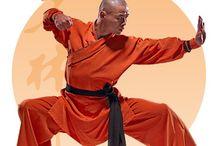 Monks - Shaolin Kung Fu
