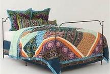 Bedroom / Pretty neat look  / by Linda Hawthorne