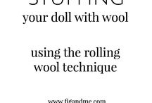 Dollmaking tips