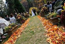 Fall in love with Autumn weddings