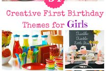 Birthday themes